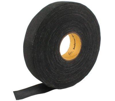 North American Schlägertape 24mm/50m, Farbe:schwarz