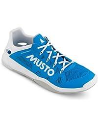 Musto 2018 Dynamic Pro II Sailing Shoe Brilliant Blue FUFT006 Boot/Shoe Size UK - UK Size 11