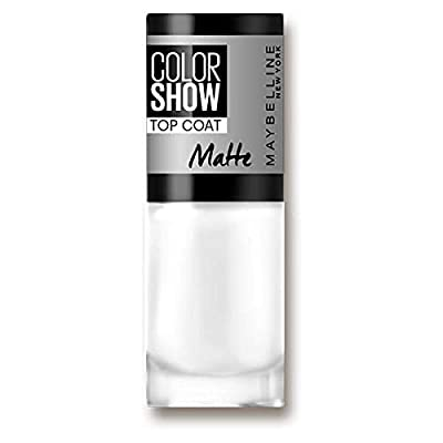 Maybelline Color Show Nail Polish Matte About It 81