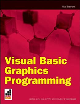 Visual Basic Graphics Programming (Wrox Blox) by [Stephens, Rod]
