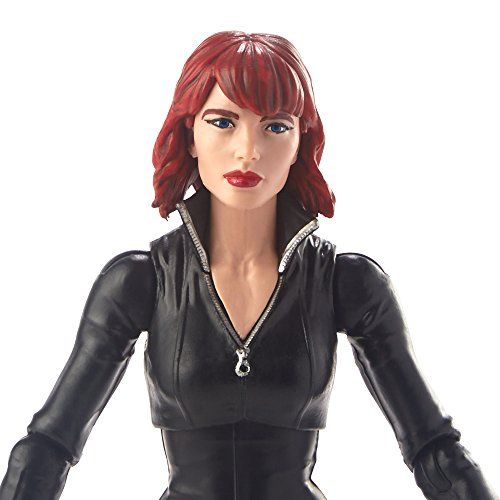 Marvel Legends Black Widow And Motorcycle Set 15cm Action
