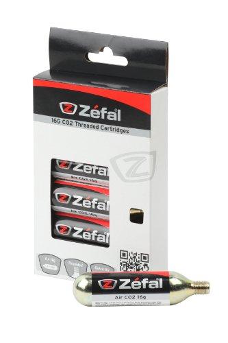 ZEFAL CO2 16g Blíster 6 Cartuchos