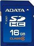A-Data 16 GB SDHC Class 6 Turbo SecureDigital Card