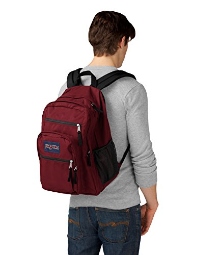 JanSport Big Student Backpack (Viking RED) Image 3