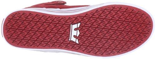 Supra VAIDER S28195 Herren Sneaker Rot (Red)