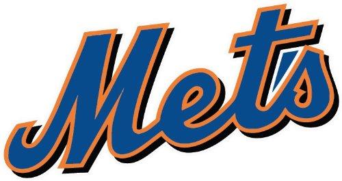 New York Mets Logo MLB Baseball Hochwertigen Auto-Autoaufkleber 12 x 10 cm (New York Mets)