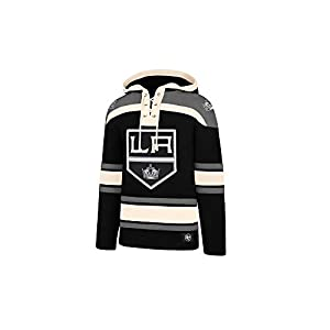 47 Brand NHL Los Angeles Kings Lacer Hoody Jersey Trikot Kapuzenpullover Forty Seven