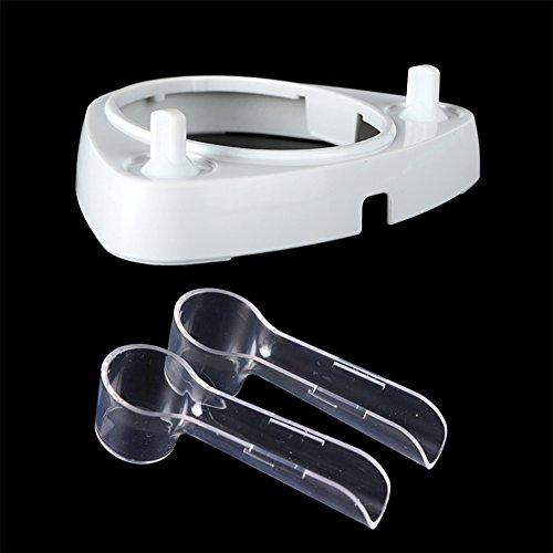 & Tomkity Porta Testine per Spazzolino Elettrico per Oral-B con 2 Copertura Spazzolino Elettrico Per Oral B lista dei prezzi