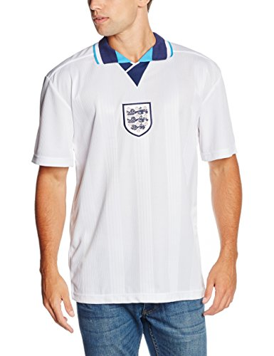 England Retrotrikot der Europameisterschaft 1996 (x-large)