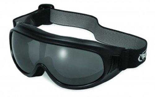 Global Vision Eyewear Trump Schutzbrille mit Tasche für, Smoke