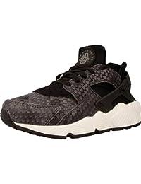 best website 11ef1 3be16 Nike Air Huarache Premium 683818 013-683818013 - Colore  Nero - Taglia  40.0