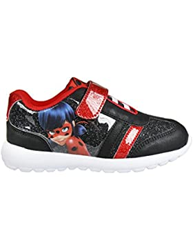 Ladybug, Sneaker bambine rosso rosso