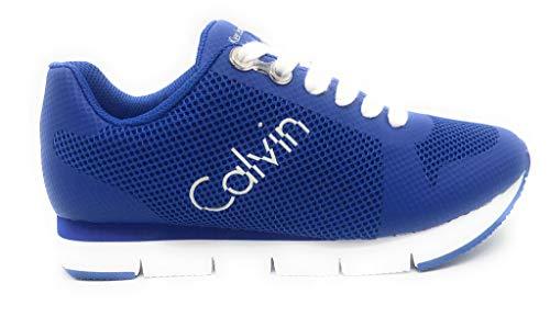 Calvin Klein - Zapatillas Deportivas Mujer Tejido