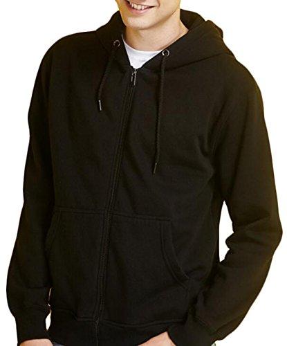 EKU FASHION Herren Kapuzenpullover Small Gr. XL, schwarz Browning-camo Sweatshirt