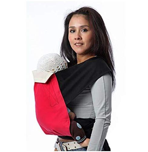 Atmungsaktiver, ergonomischer Babytrage-Rucksack Tragbare Babytrage für Säuglinge Kangaroo Anis Thongs Tragetuch für Babys - Freiheit Thong