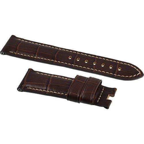 condor-leder-uhrenarmband-alligator-narbung-gepolstert-vintage-24-mm-dunkelbraun-69702-fur-panerai