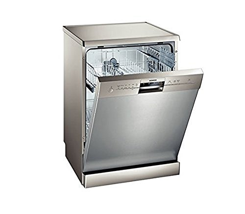 Siemens SN26L800IN Freestanding Dishwasher (12 Place Settings, Sliver)