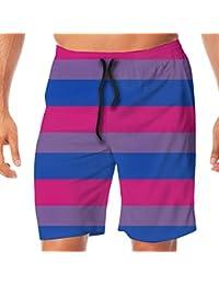 36b85bf61 Ye Hua Bandera Bisexual 6 Pulgadas Design 1020 Hombres Troncos de natación  Surf Beach Holiday Party Pantalones