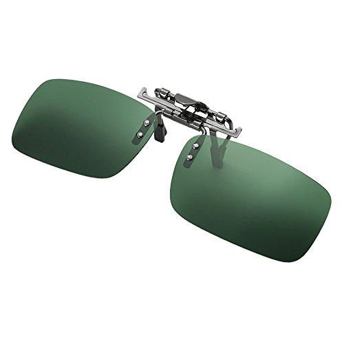 WooCo Reise-Outdoor-Sonnenbrille-Objektiv für Herren, Heißer Verkauf! Abnehmbare Nachtsichtlinse,...