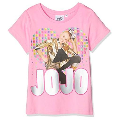 Jojo-Siwa-Girls-Peace-Love-and-Dance-T-Shirt-Pink