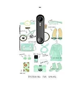 EPICCASE Spring is Coming Mobile Back Case Cover For Moto X Force (Designer Case)