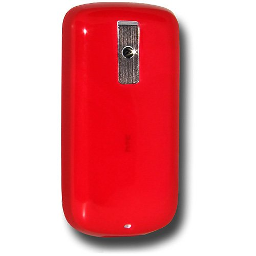 Amzer Luxe Argyle Skin Case for T-Mobile myTouch 3G/HTC Magic - Red by Amzer 3g Htc Magic