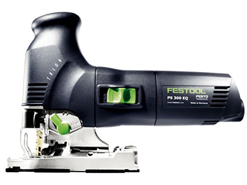 Festool PS 300 EQ-Plus - Sierra de calar TRION Festool