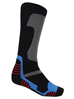Multi Pack Winter Soft Thermal Padded Long Ski Socks Hiking Walking Cycling New : everything 5 pounds (or less!)