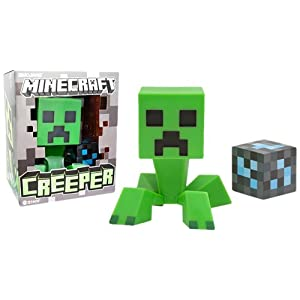 Minecraft Creeper Vinyl Figur