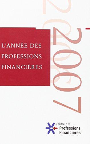 L'anne des professions financires : Volume 2