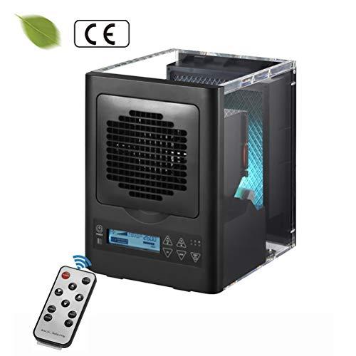 Oz3 Purificador de Aire HEPA Generador de ozono Comercial, Desodorante O3 Ajustable de 3...