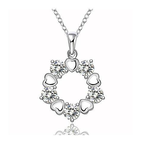 maysa-jewelry-stern-damen-halskette-mit-anhanger-aus-925-sterling-silber-mit-herz-und-stern-aus-5-zi