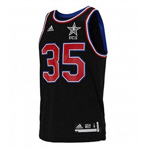 Maglia All-Star Game ADIDAS NBA Basketball Oklahoma City Thunder Kevin Durant nº35 Per Uomo