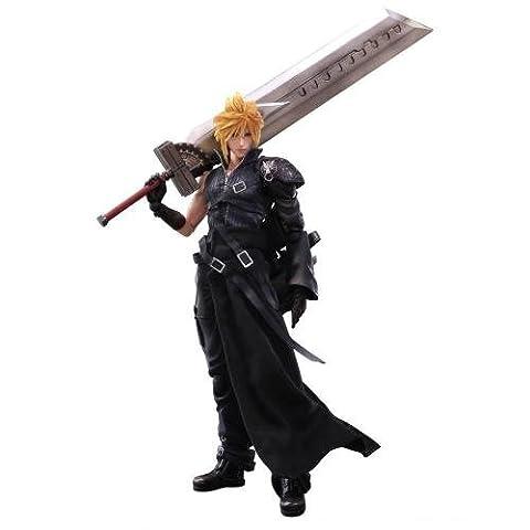 Figurines Final Fantasy - Figurine Variant Play Arts Kaï - Cloud
