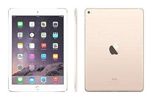 Price comparison product image Apple iPad Air 2 (A1566) Wi-Fi 2GB RAM 16GB 9.7' iOS 8- Gold