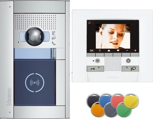 BTicino Living Sfera Colour Video Intercom