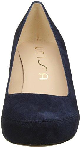 Unisa Numar_18_ks, Scarpe con Tacco Donna Blu (Ocean)