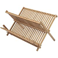 Ambiance Nature 507098 - Escurreplatos de bambú