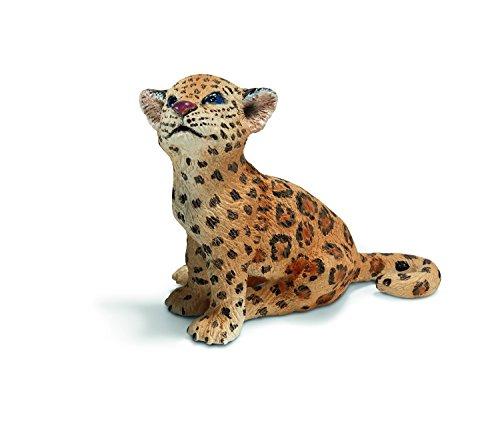 Schleich 14622  - Wild Life, Jaguarjunges thumbnail
