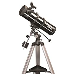 Skywatcher Explorer 130P f / 650 Newton Telescope with Parabolic Mirror 5.1 Inches Silver
