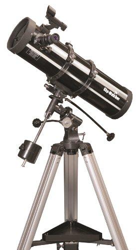 Skywatcher Explorer-130M - Telescopio newtoniano con espejo parabólico (5,1 pulgadas, f/650)