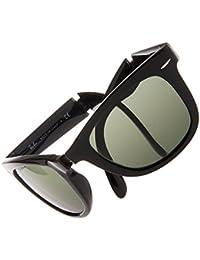 Ray-Ban RB4105 Folding Wayfarer - Gafas de sol, 54 mm 9fcb14e550