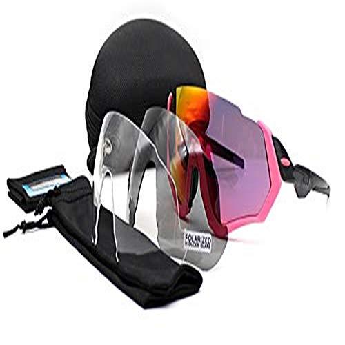 ANSKT UV400 Cycling Sunglasses 2019 Polarized Road Bike Glasses gafas MTB Sport Riding Running Eyewear Bicycle Goggles fietsbril Men,13