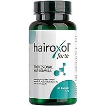 Die Sensation gegen Haarausfall - hairoXol Haarwuchsmittel Kapseln für Frauen und Männer