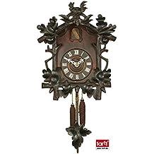 Relojes De Cuco - Reloj De Cuco De La Selva Negra Pegatina Para Pared (44 x 23cm)