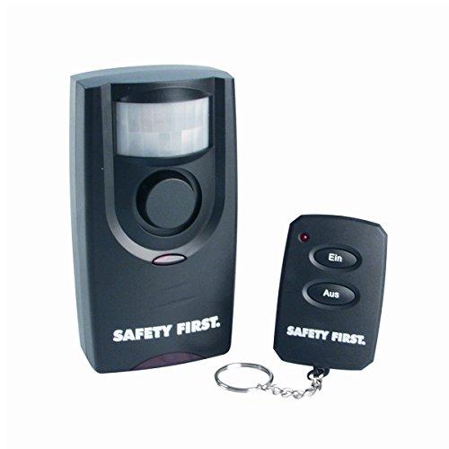 kh security Bewegungsalarm Safety First inklusive Fernbedienung, 100113