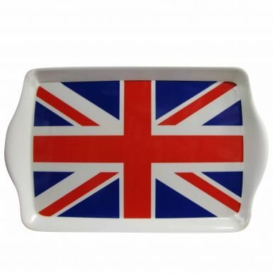 Medium Union Jack Plastic