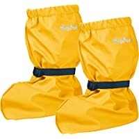 Playshoes Rain Footies, Yellow, 6-18 months (Manufacturer Size: S)