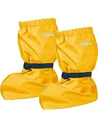 Playshoes Baby Regenfüßlinge, leichte Krabbel-Schuhe für Jungen und Mädchen, mit Playshoes-Motiv