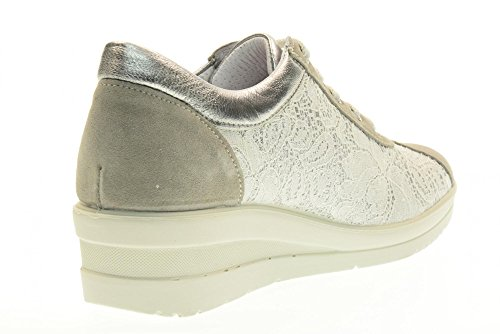 Avec Chaussures Baskets Femme Gris Cale 7959500 Soft Enval 646pIxwRgq